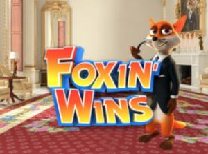 Foxin Wins - Casino spel med höga vinstchanser