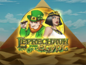 Lepr goes Egypt - casinospel