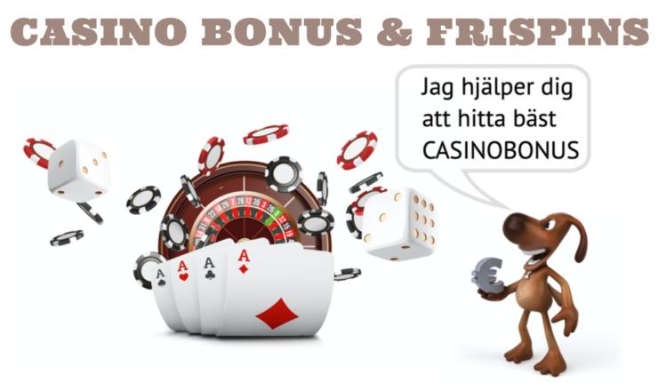 Casino bonus frispins